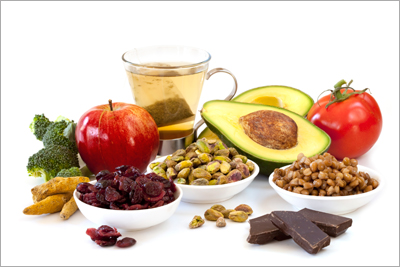 ExpatWoman, food, superfoods