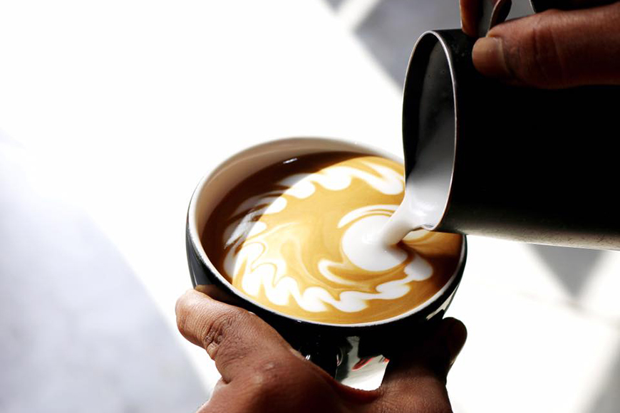 Is This Where to Find the Best Cup of Coffee in Dubai?