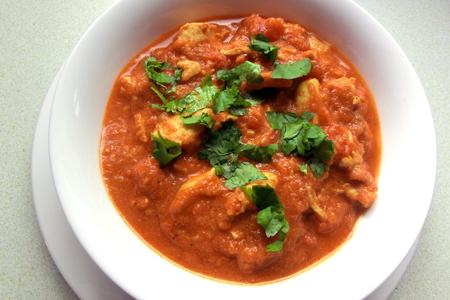 Liz's Chicken Curry