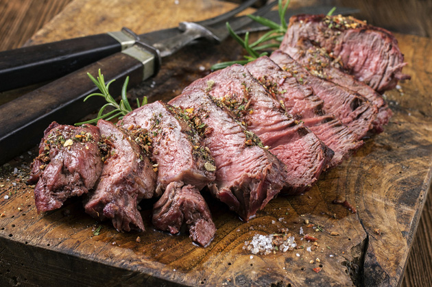 Seared Prime Aniseed and Beef