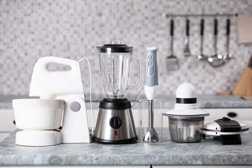 Kitchen appliances you'll probably use once and never again