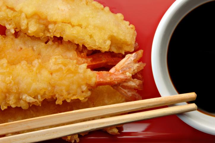 Camaron Rebosado (Overflowed Shrimp)