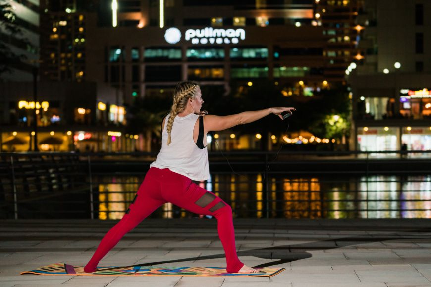Wellness workshop Dubai