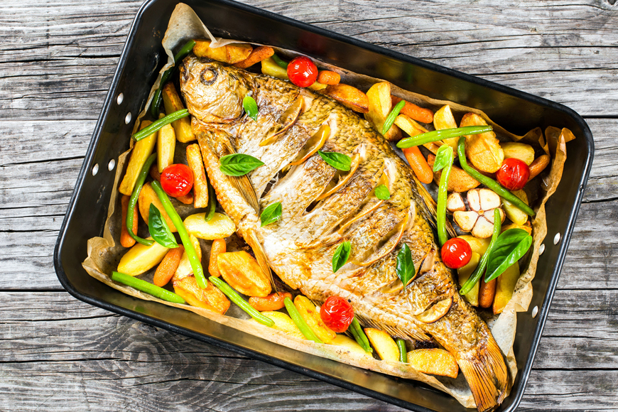 7 Baked Fish Recipes For Healthy Weeknights