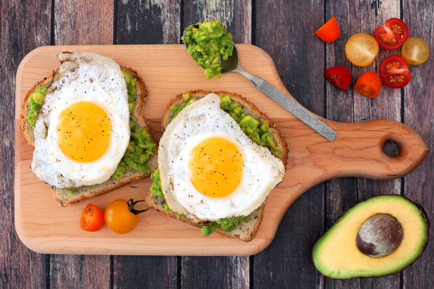 Breakfast Toast Ideas For Suhoor Meals