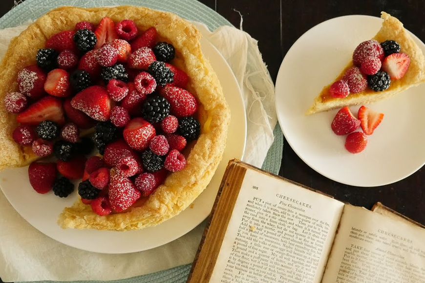 Old age cheesecake recipe