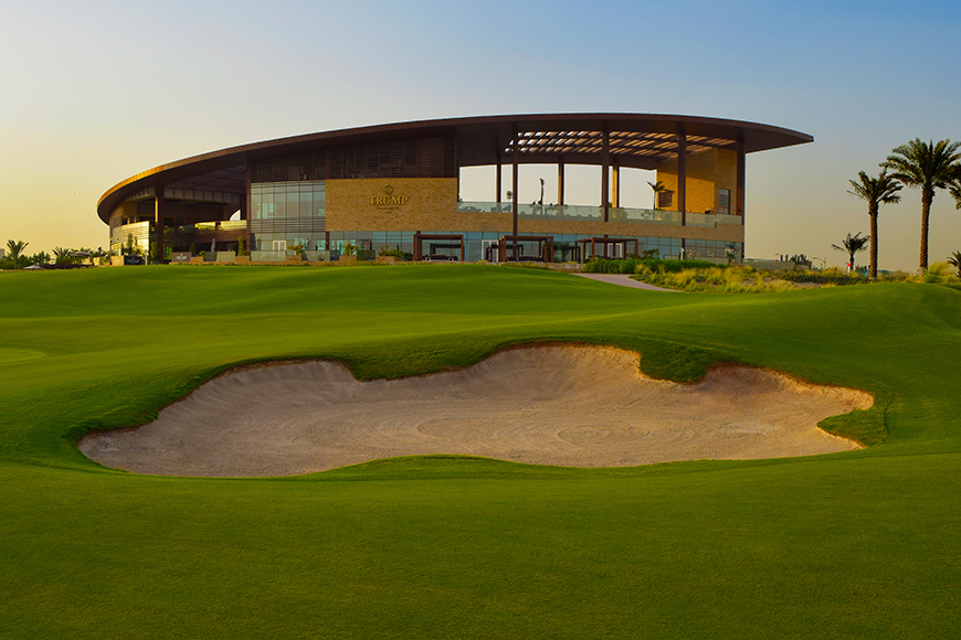 Watch the World Cup at Trump International Dubai