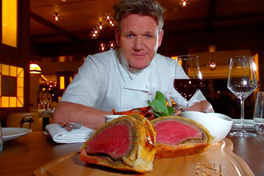 Dubai's Best Celebrity Chef Restaurants