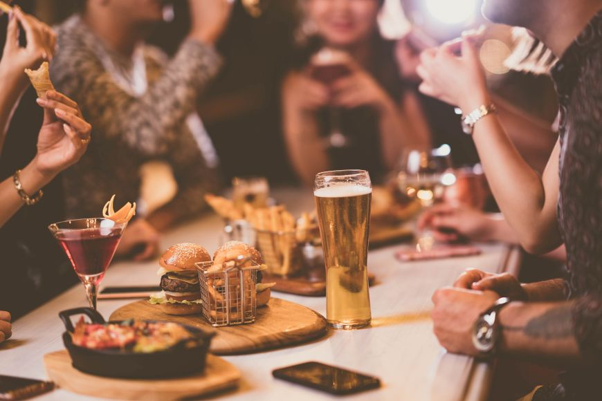 The Real Party Begins After Brunch at Dusit Thani