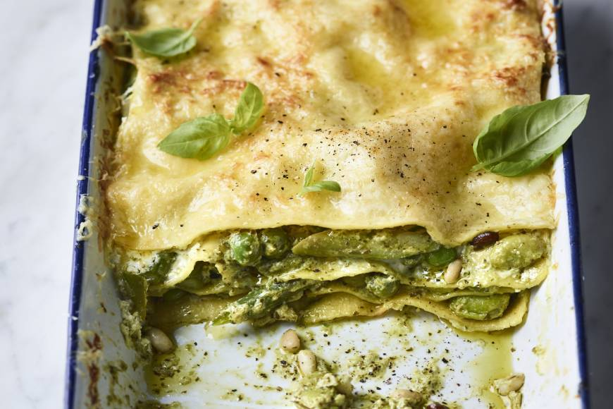 Joe Wicks' lovely lasagne