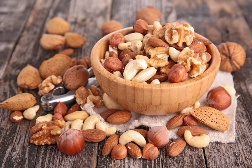 Nuts in your diet