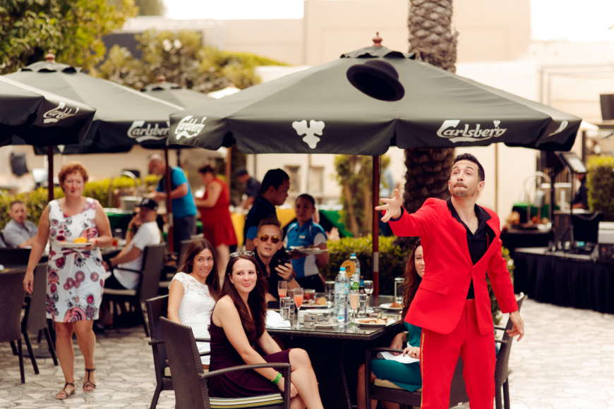 Here's a Dubai Brunch Unlike Any You've Tried Before