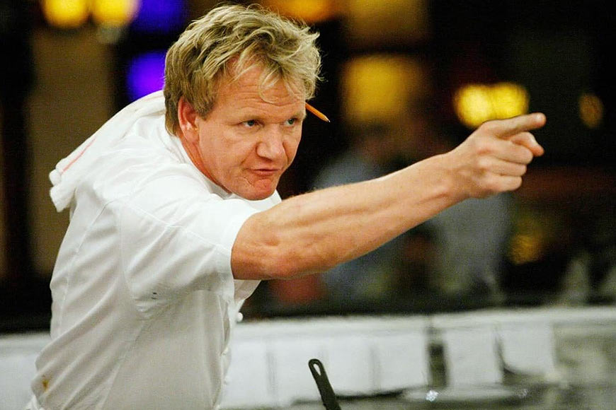 Gordon Ramsay kitchen gadgets