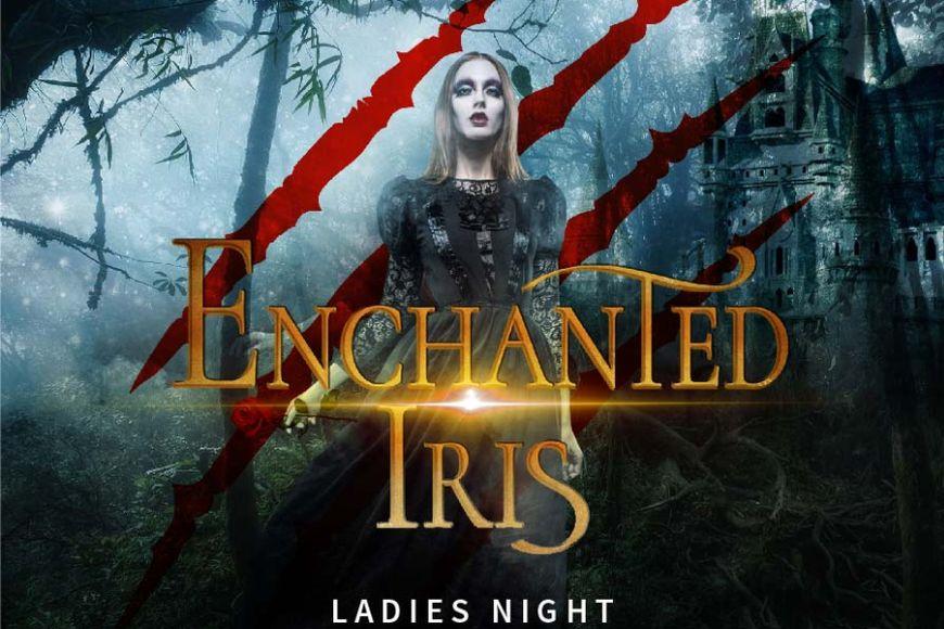 Iris Yas Island presents Enchanted Iris