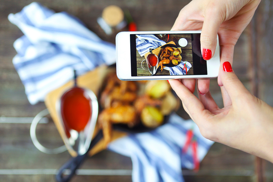10 Tricks  to take food pictures