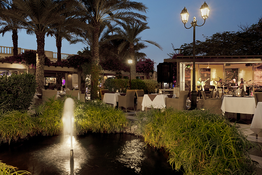 Enjoy Al Fresco Dining in Dubai at Le Méridien Village Terrace