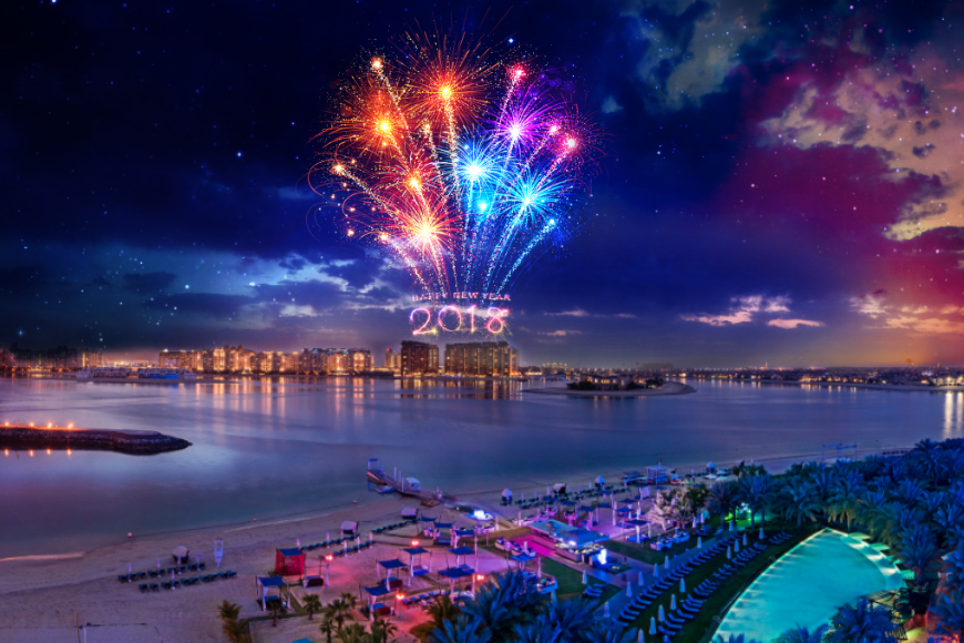 New Year's Eve Gala Dinner Offers At Rixos The Palm Dubai