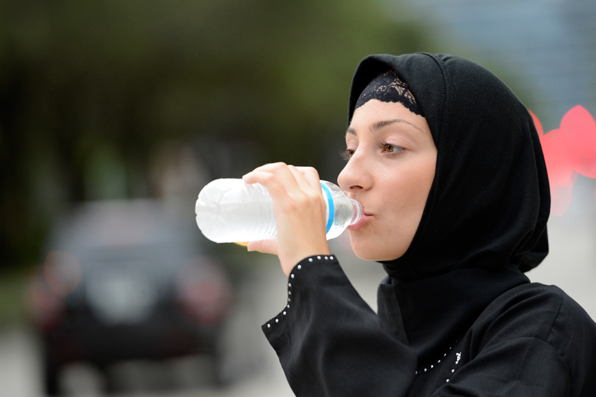 How to feel less thirsty while Ramadan fasting