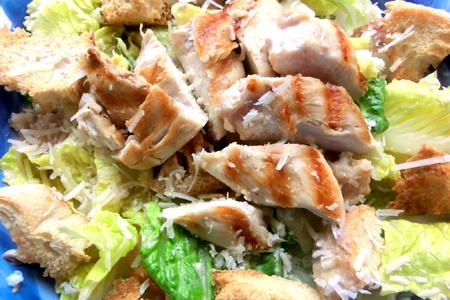 Chicken Caesar Salad