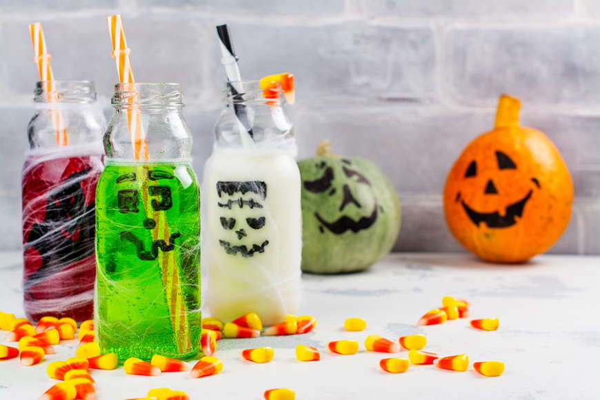 Kids-approved Infused Water Halloween Drinks in Dubai
