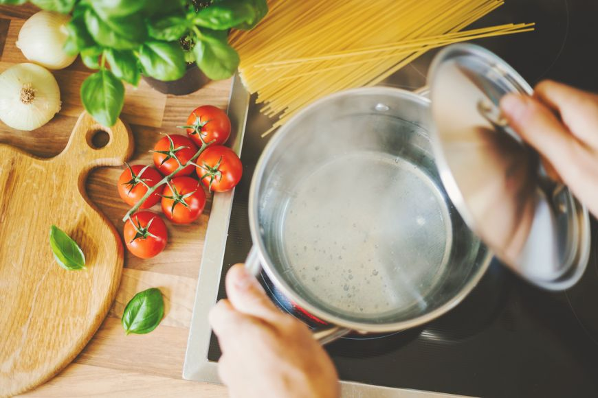 benefits of cooking with filtered water