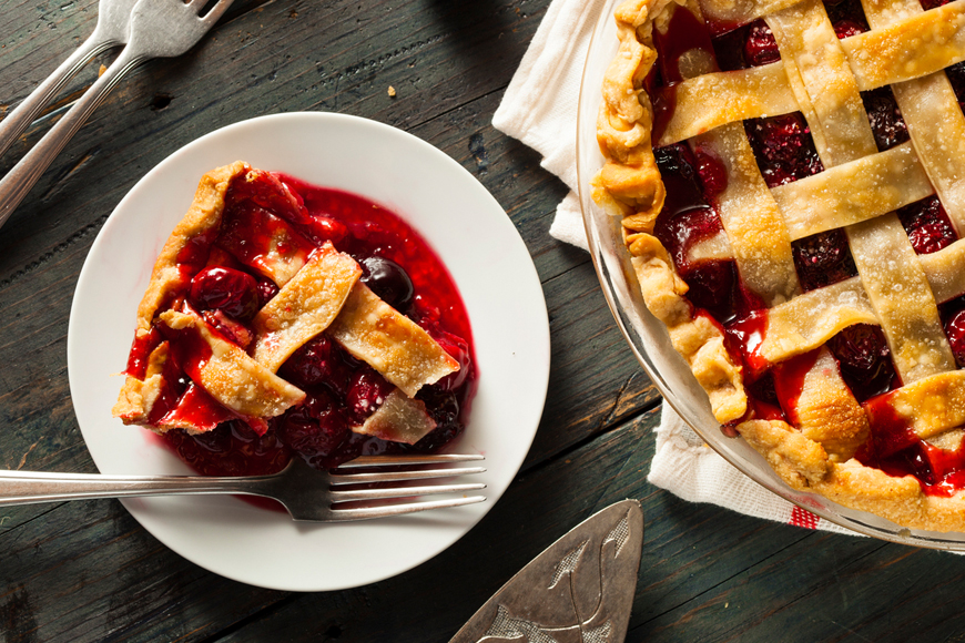 Katy Perry cherry pie