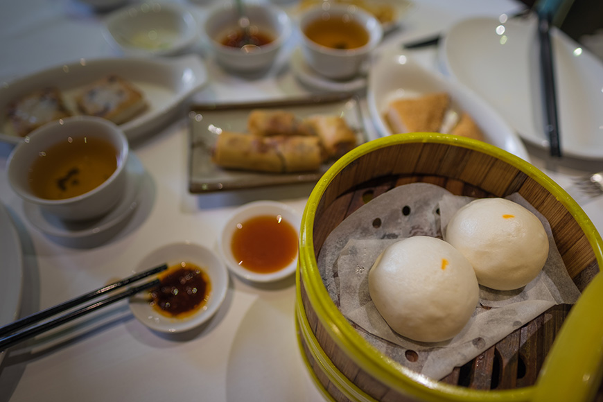 Review: All You Can Eat Dim Sum at Long Yin at Le Meridien Dubai Hotel