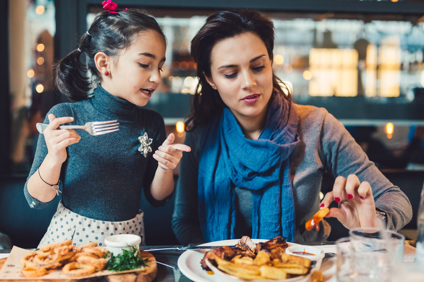 5 Top Family Friendly Restaurants And Cafes In Dubai