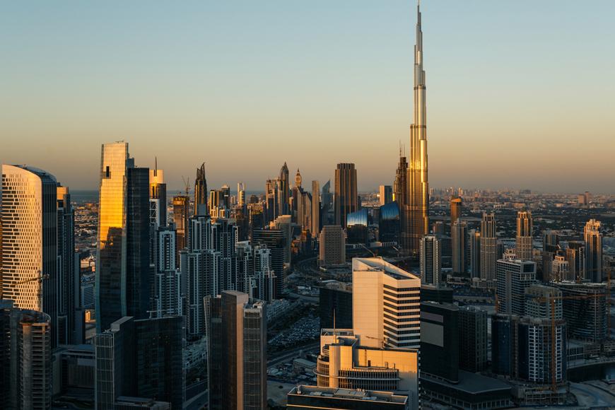 Dry night in Dubai for Eid Al Adha 2017