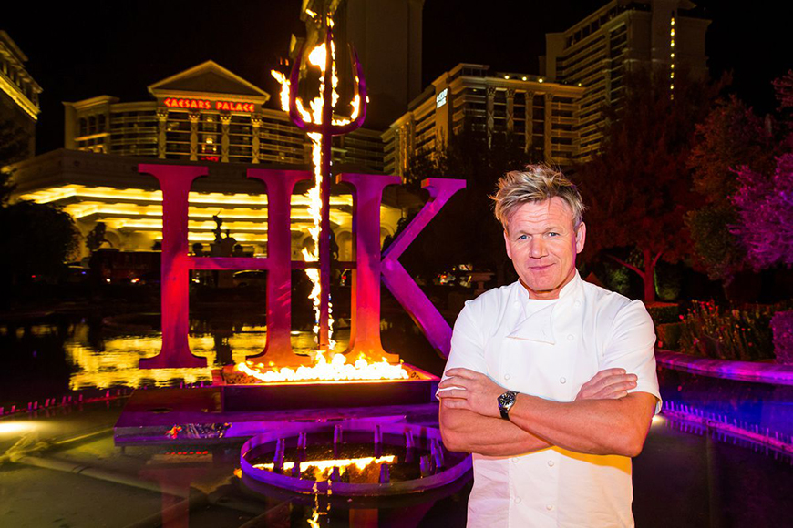 Gordon Ramsay's Hell's Kitchen is Coming To Dubai