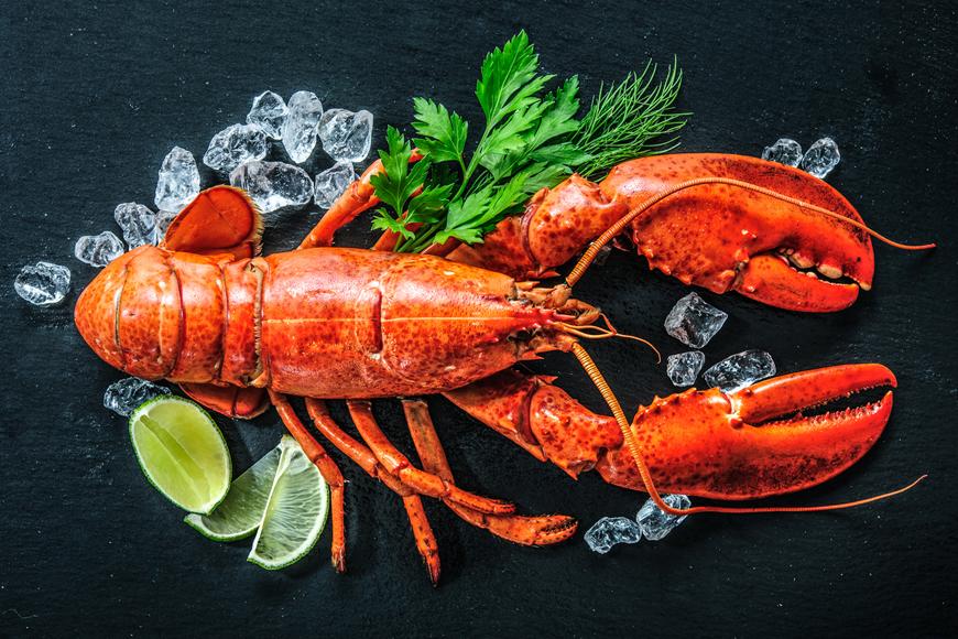 How to debone a lobster