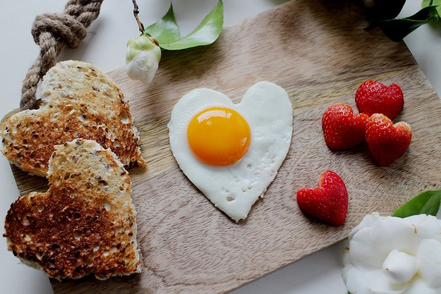 Romantic Breakfast Ideas For Valentine's Day