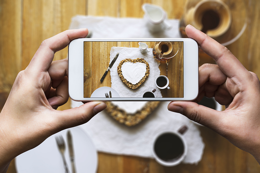 How To Make Your Food Look Insta-Worthy