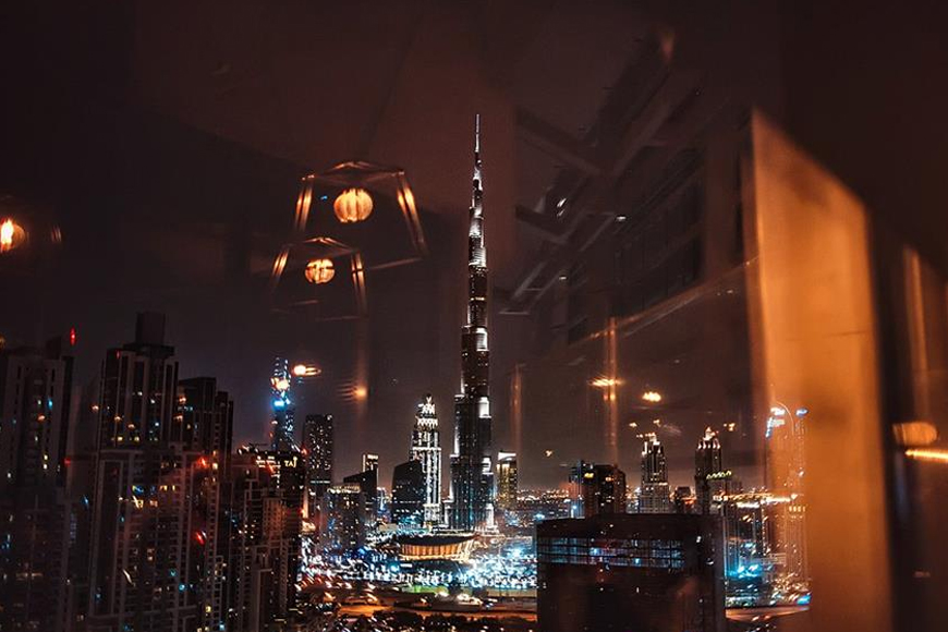 Review: Visit Iris Dubai To Enjoy Dinner With A View