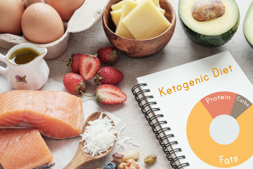 10 Essential Items For Your Keto Grocery List