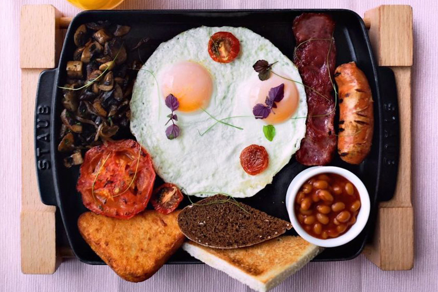 Ease into the Weekend with Breakfast at Trump International
