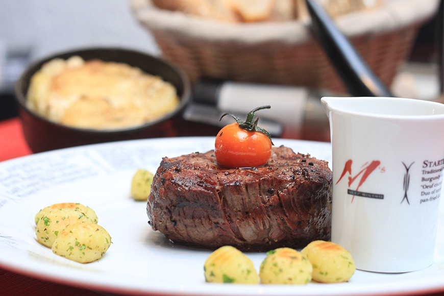 Review: M's Grill at Le Meridien Dubai
