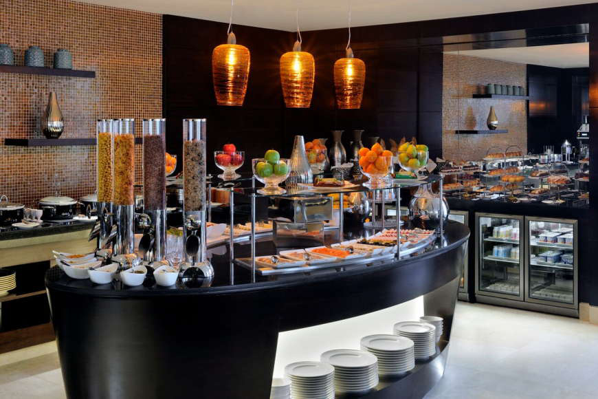 Welcome to a Memorable Dining Experience at Marriott Al Jaddaf Dubai