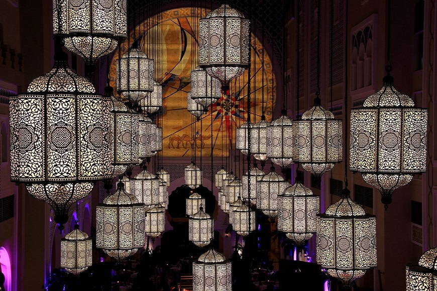 Ramadan at Movenpick Ibn Battuta Gate