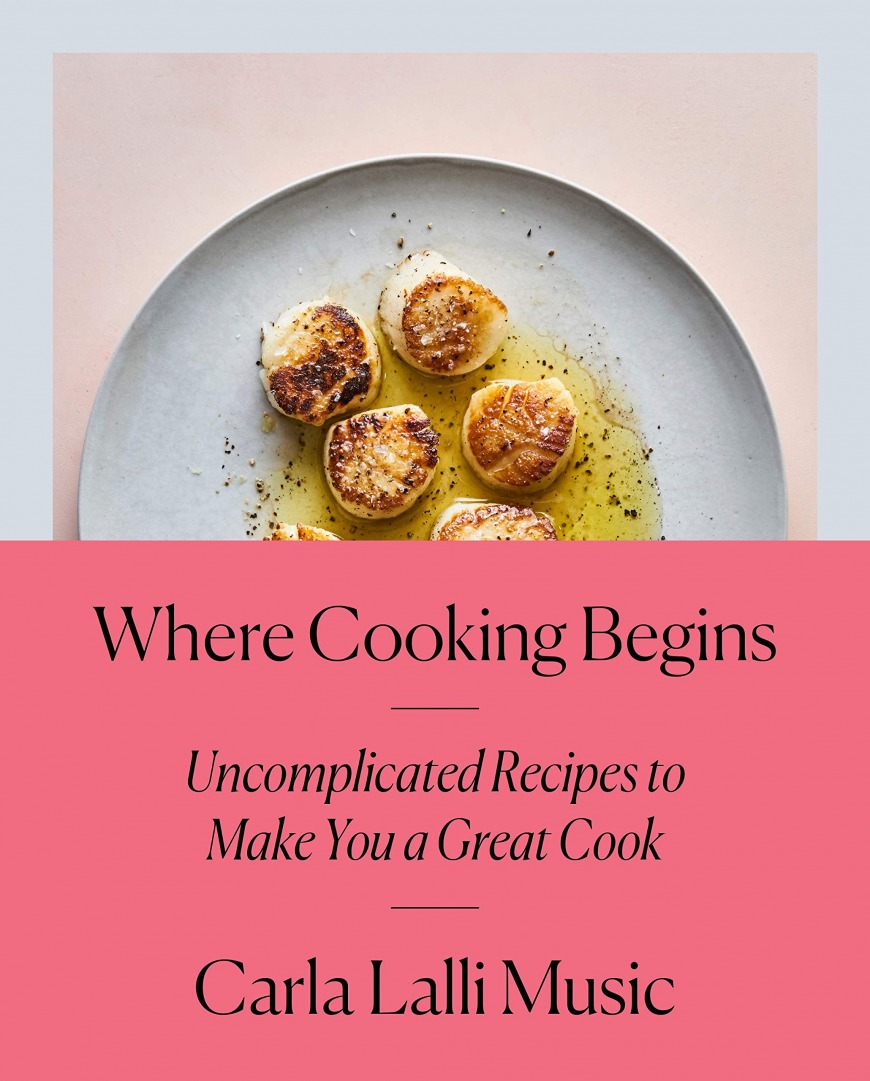 Where Cooking Begins cookbook