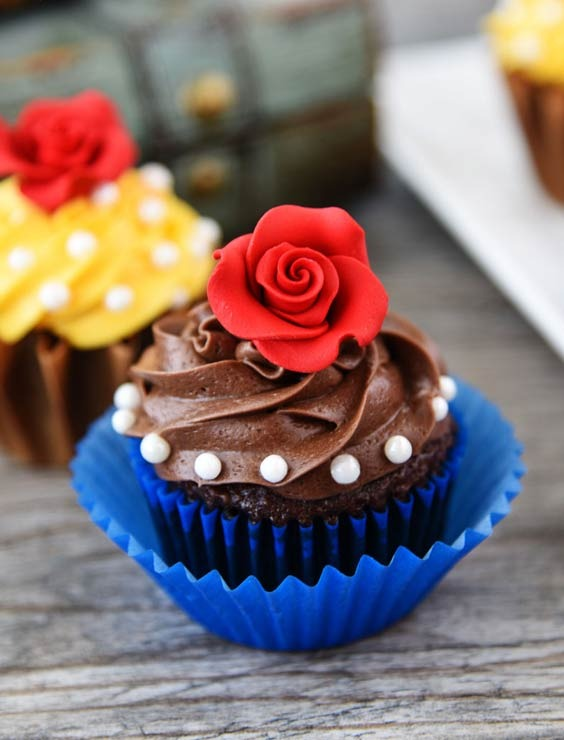 The Belle Cupcakes
