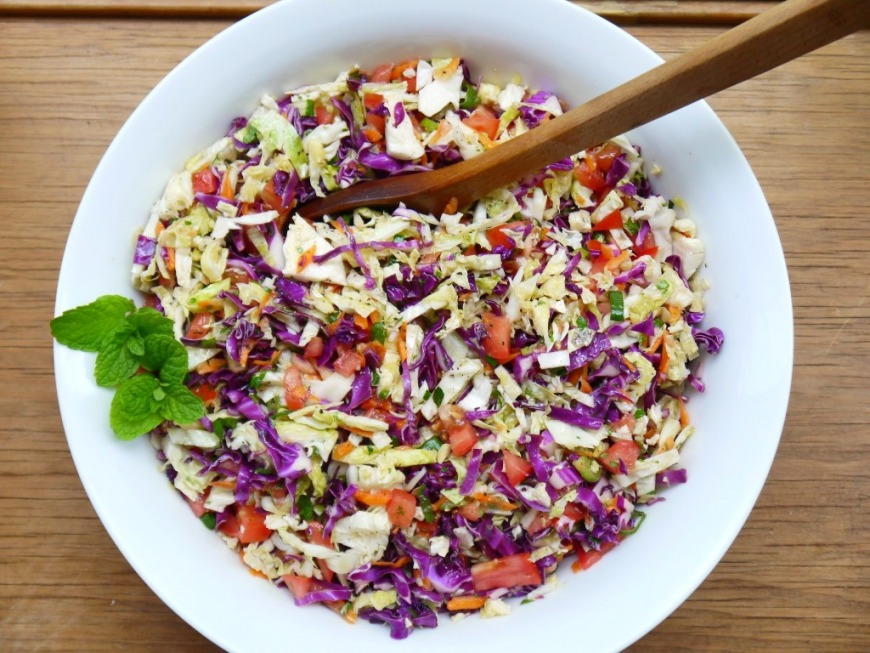 Malfoof - Cabbage Salad