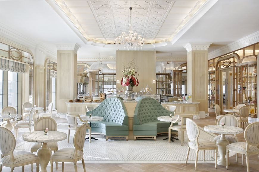 BQ - French Kitchen & Bar at Habtoor Palace Dubai
