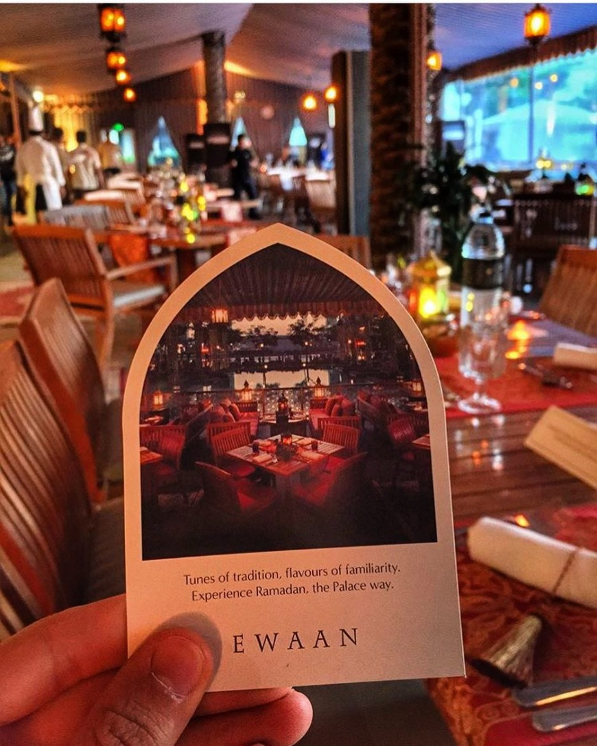 Ewaan at The Palace Downtown Dubai