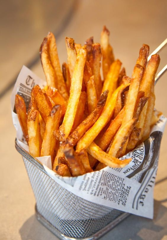 France - French Fries