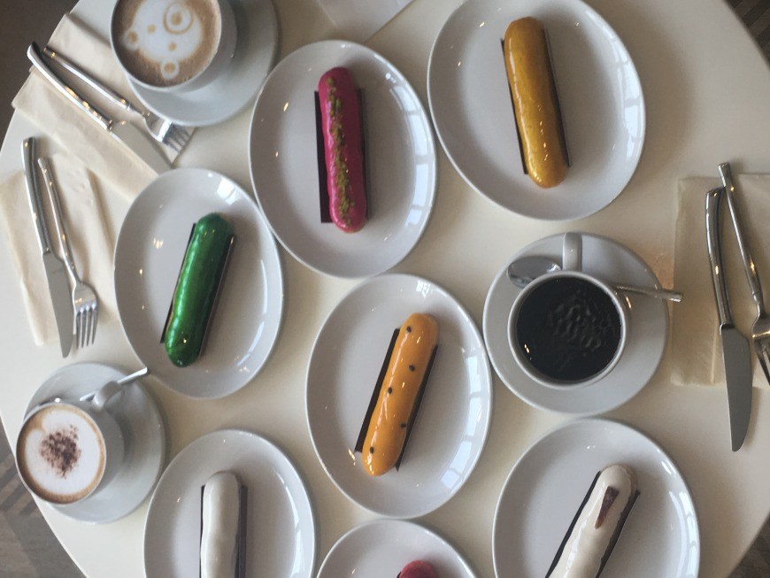 Gourmet Éclairs Are the Newest Gifting Trend in Dubai