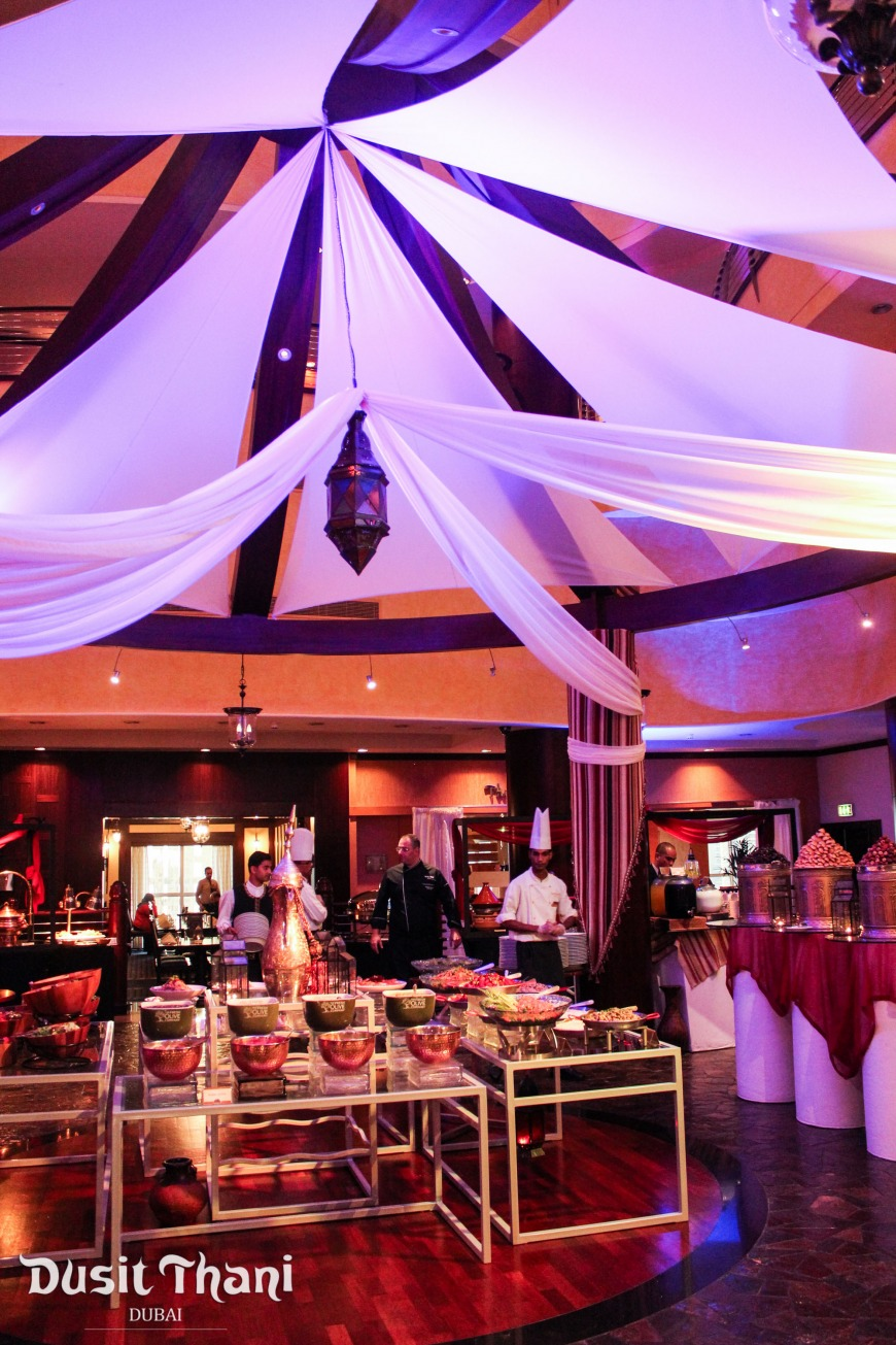 Dusit Thani Dubai: Ramadan Iftar