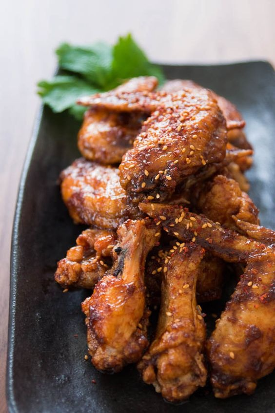Korean-style Fried Chicken