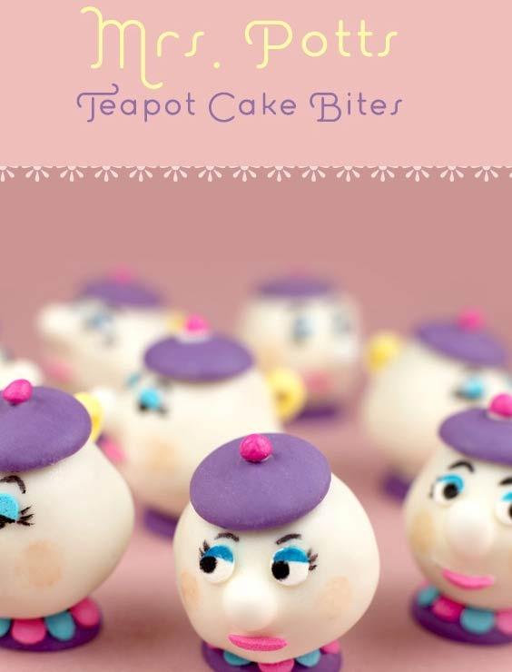 Cakepop Teapots