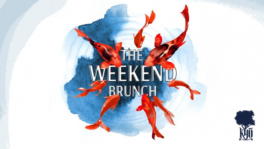 The Weekend Brunch at KYO